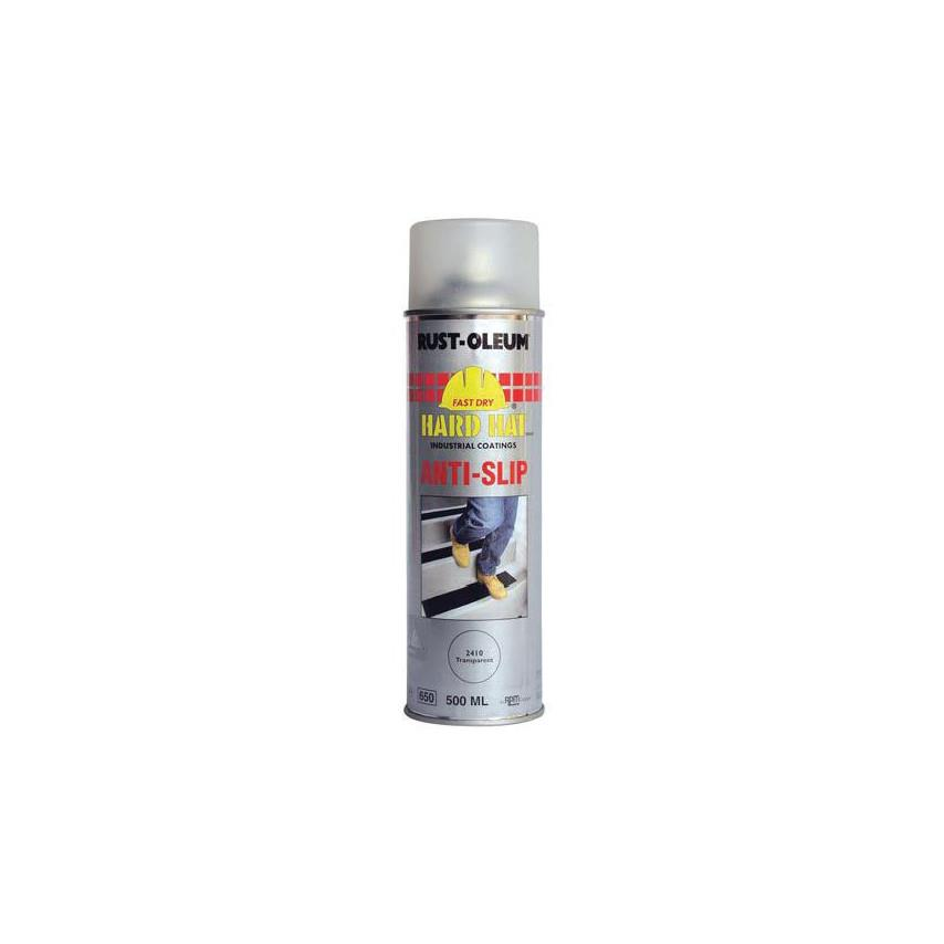 500ml Rustoleum 2410 Clear Anti Slip Spray Paint Jones