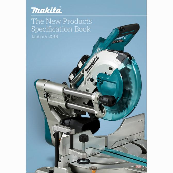 Makita Catalogue 2018 - Jones and Clark