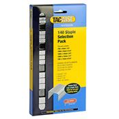 (pack Of 4400) Tacwise 140 6-14mm Staple Selection Pack **stock Clearance**