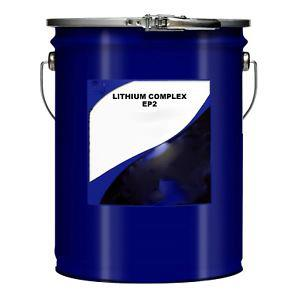 12 5kg Global Titan Red Lithium Complex Grease - Jones and Clark